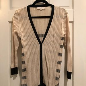 LOFT!  Women's button down stylish cardigan